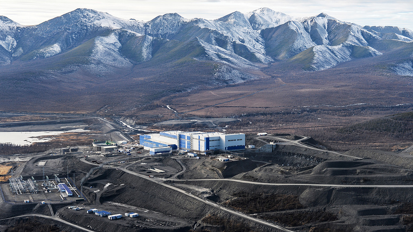 НаКолыме запустили одно изкрупнейших месторождений золота в Российской Федерации